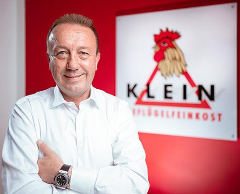Portraitfoto Herr Michael Klein