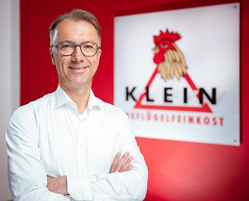Portraitfoto Herr Thomas Klein